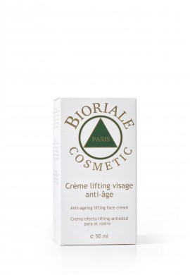 Crème lifting visage anti-age